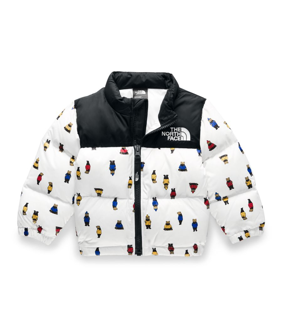 Infant 1996 Retro Nuptse Down Jacket-