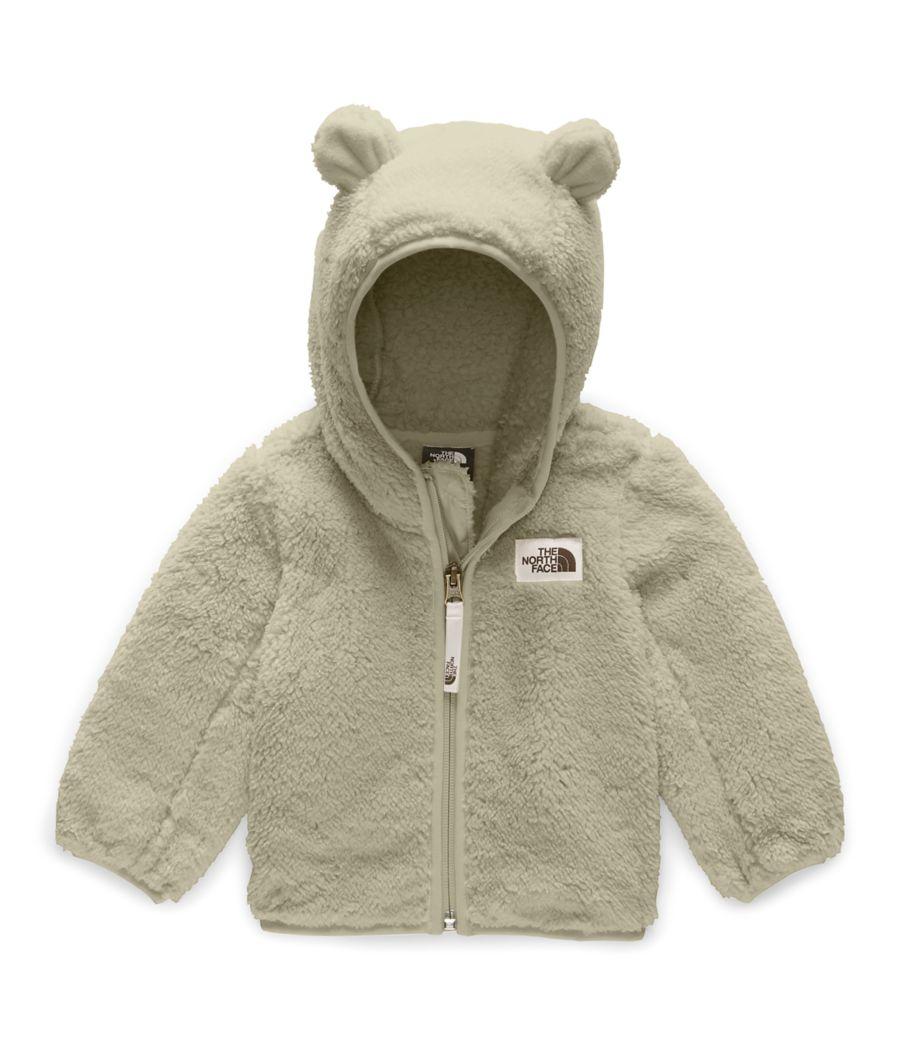 Haut à capuchon Campshire Bear pour bébés-