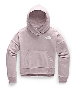 052cc99a3 Girls' Recycled Materials Pullover Hoodie