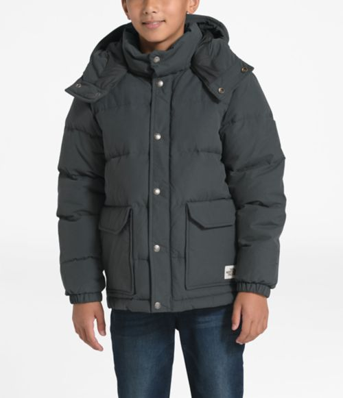 Youth Sierra Down Parka-