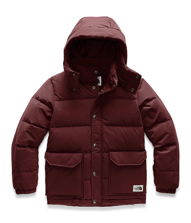 Youth Sierra Down Parka