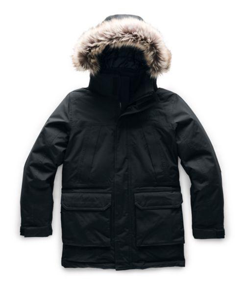 Parka McMurdo en duvet pour enfants-
