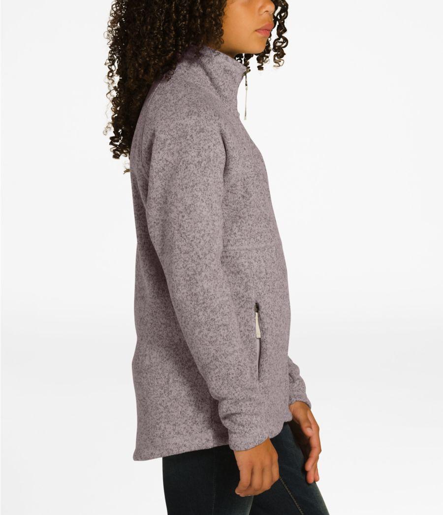 Girls' Crescent Full-Zip Fleece-