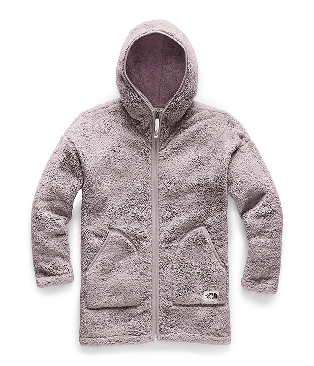 Girls' Campshire Long Full-Zip Hoodie