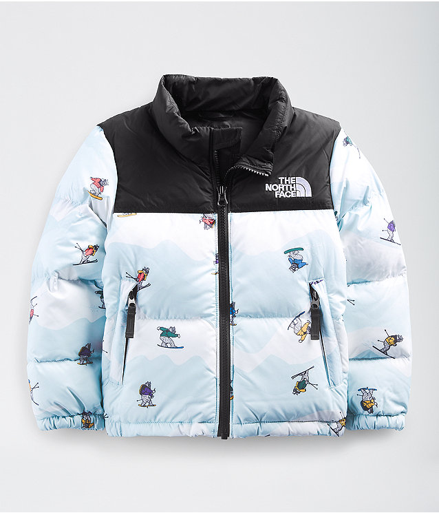 Toddler 1996 Retro Nuptse Down Jacket