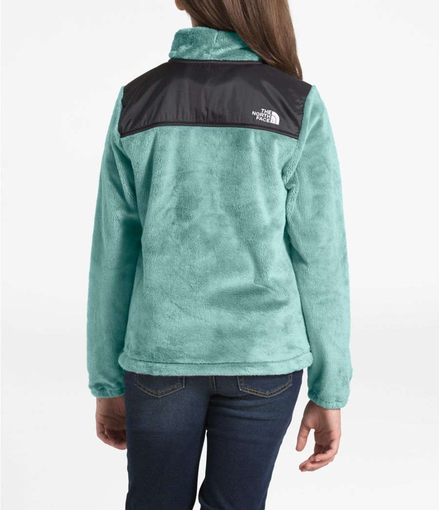 Girls' Oso ¼ Snap Pullover-