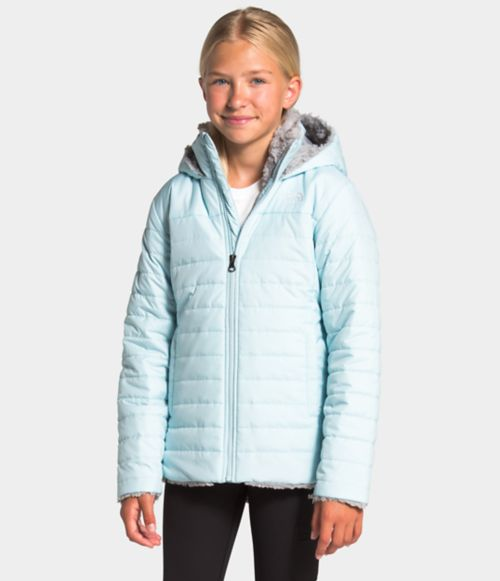 Girls' Mossbud Swirl Parka | Free Shipping | The North Face