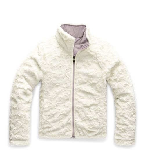 Girls' Reversible Mossbud Swirl Jacket-