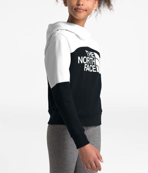 Girls' Metro Logo Pullover Hoodie-