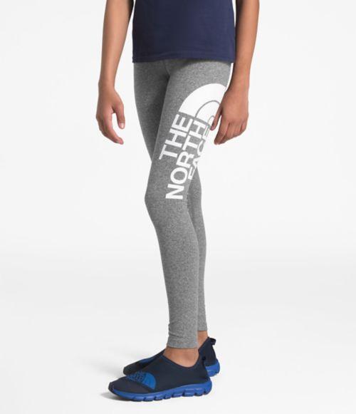 Girls' Metro Logo Legging-