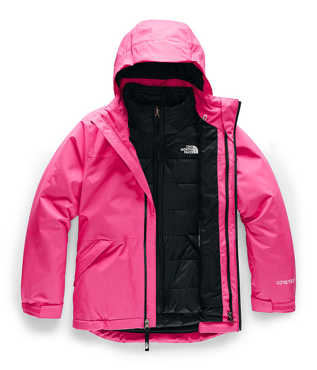 Girls' Fresh Tracks Triclimate®