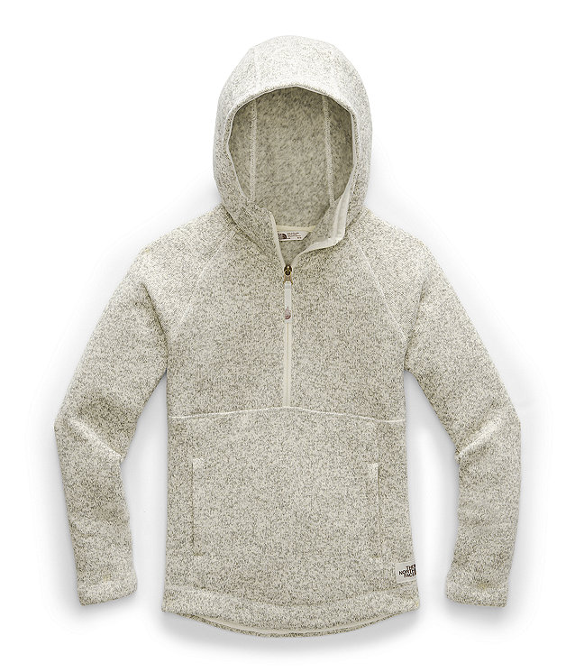 Girls' Crescent Pullover Hoodie