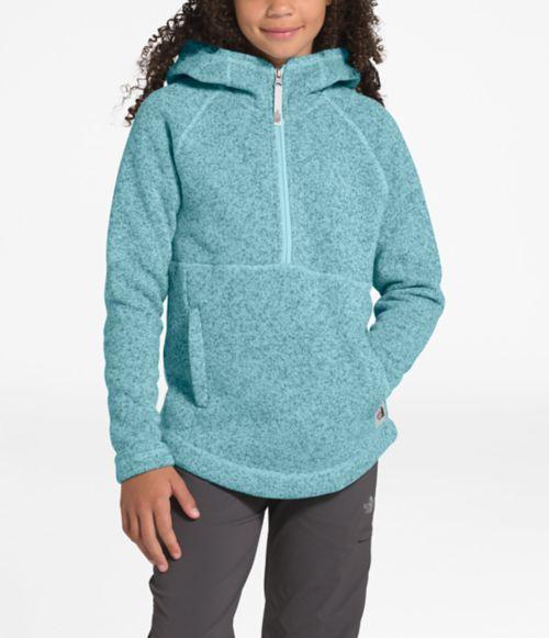 Girls' Crescent Pullover Hoodie-
