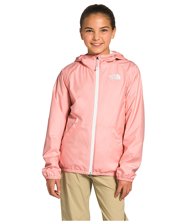Girls' Windy Crest Hoodie