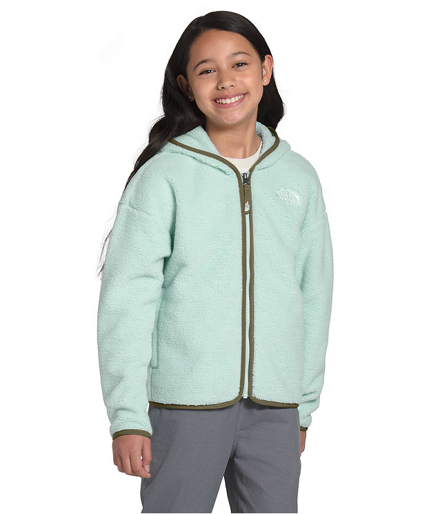 Girls' Camplayer Fleece Hoodie