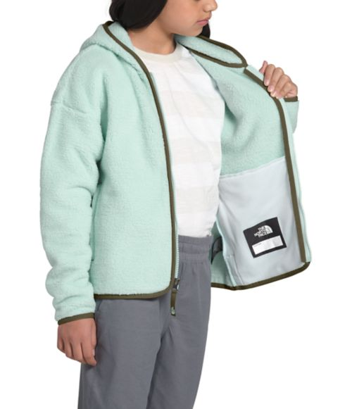 Girls' Camplayer Fleece Hoodie-