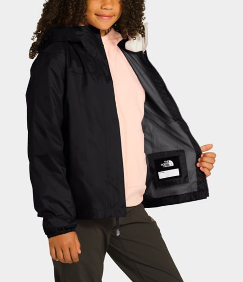 Girls' Resolve Reflective Jacket-