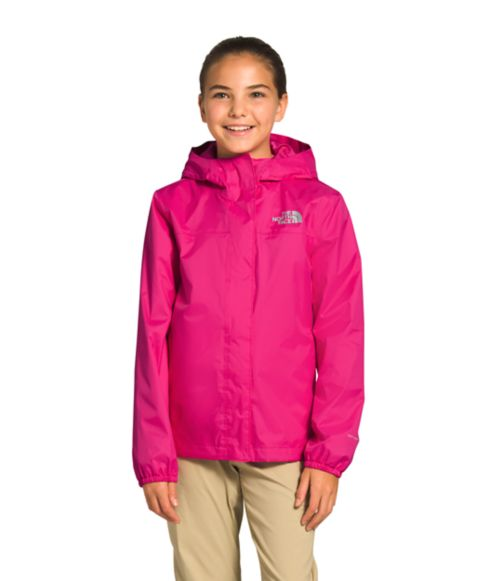 Girls' Resolve Reflective Jacket   The North Face