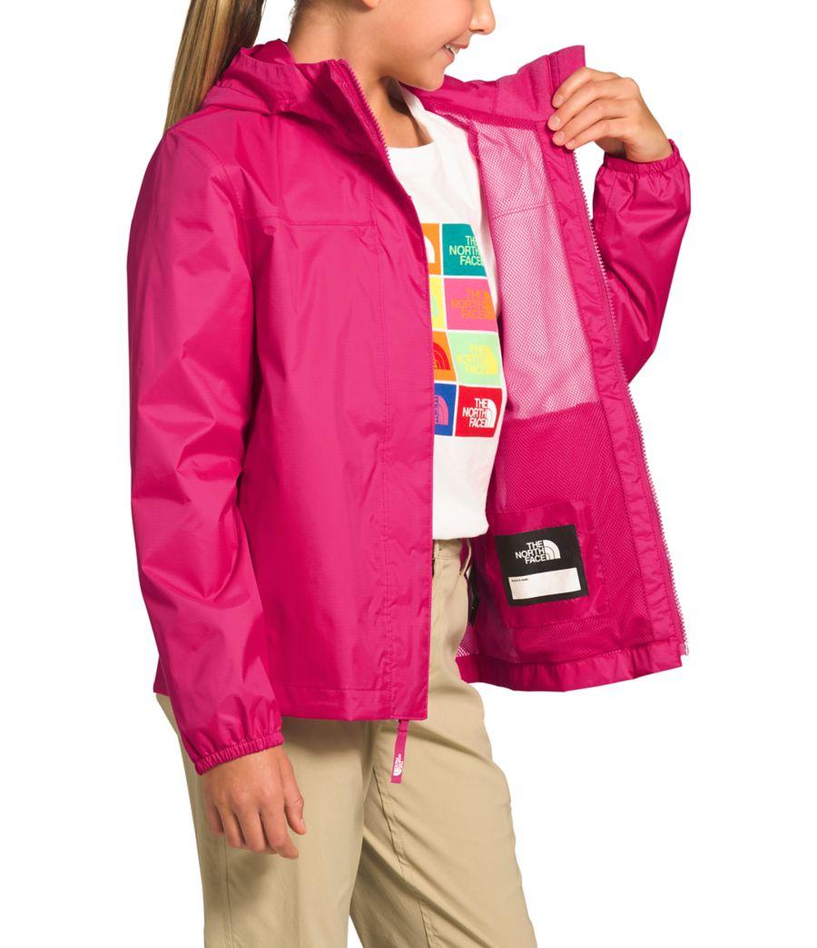 Girls' Resolve Reflective Jacket-