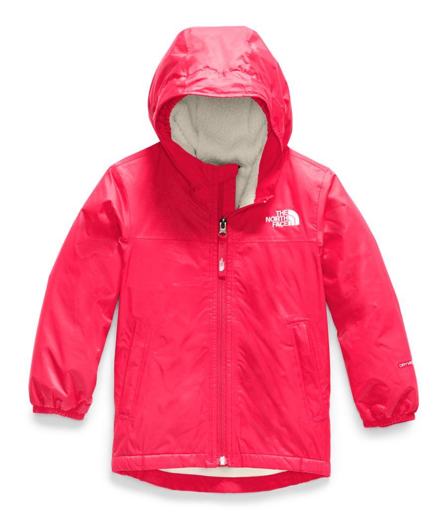 Toddler Warm Storm Rain Jacket-