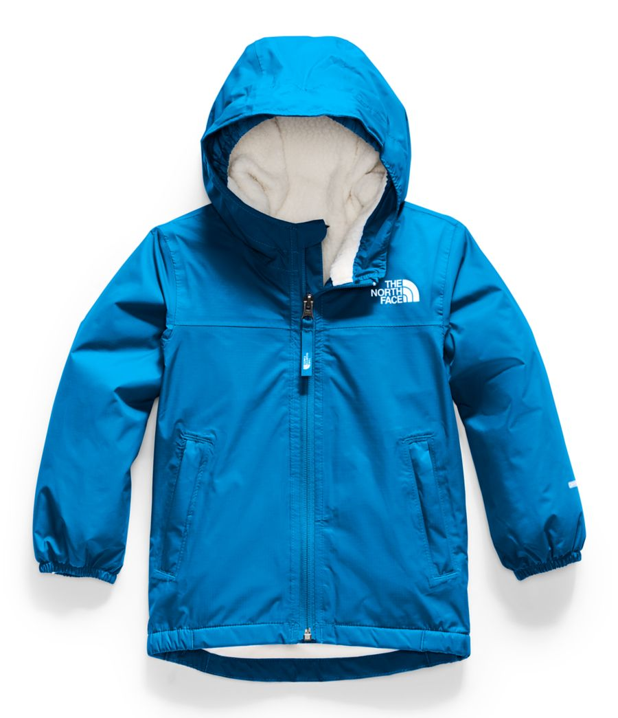 Toddler Warm Storm Rain Jacket-