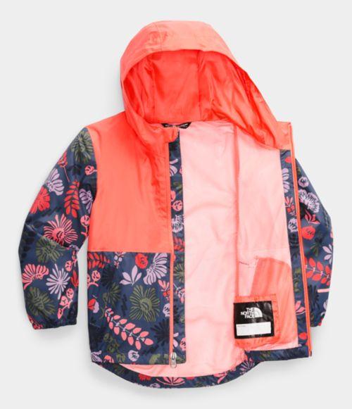 Toddler Zipline Rain Jacket-