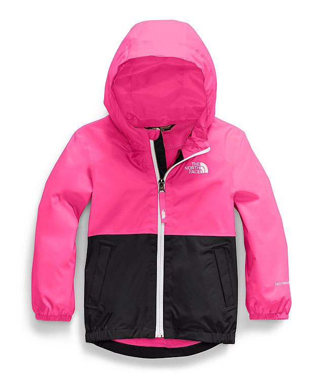 Toddler Zipline Rain Jacket