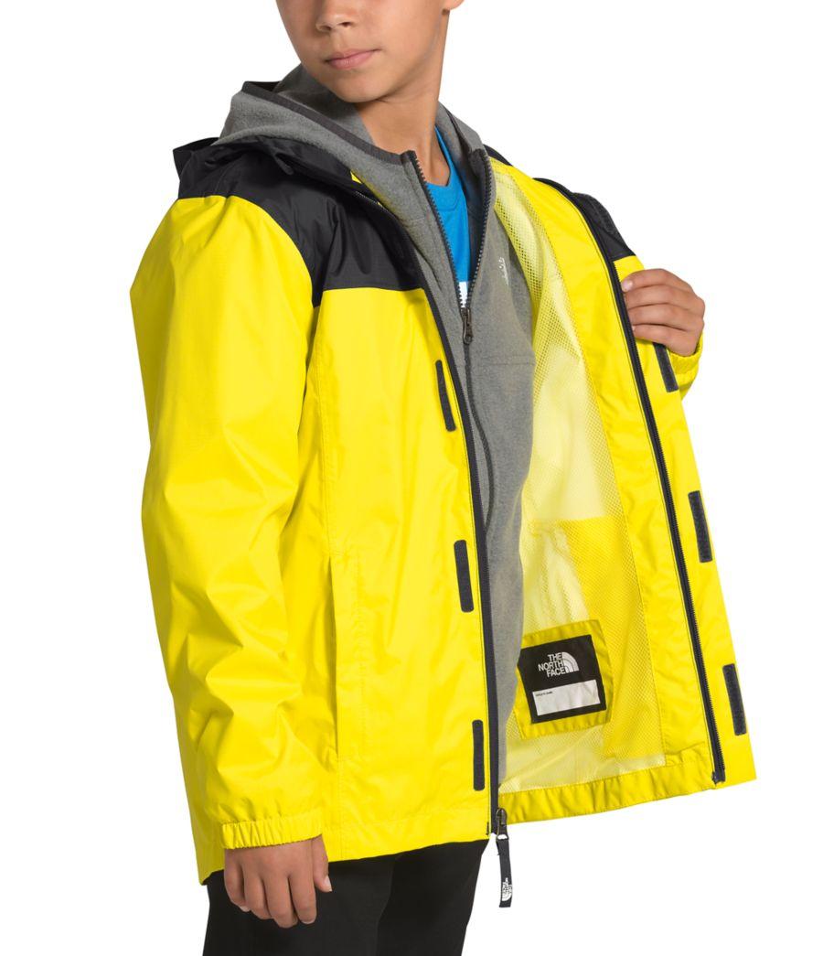 Manteau réfléchissant Resolve pour garçons-