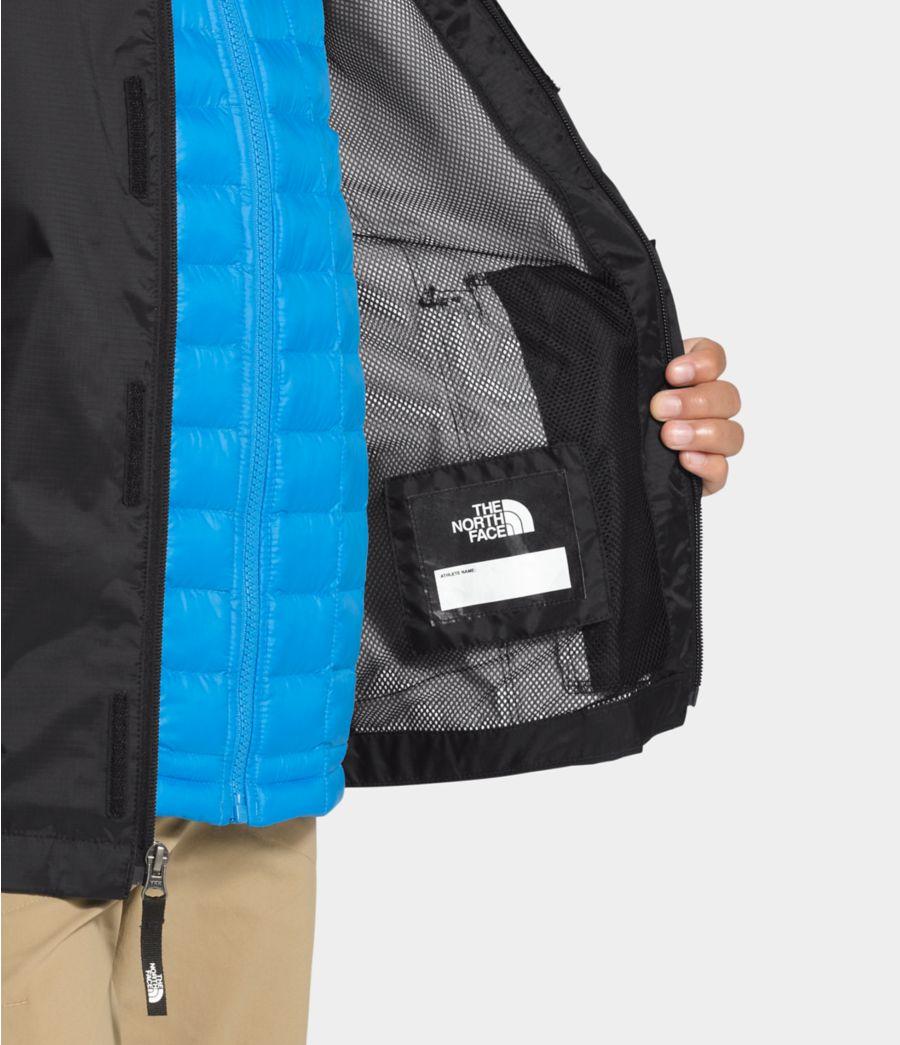 Boys' Resolve Reflective Jacket-