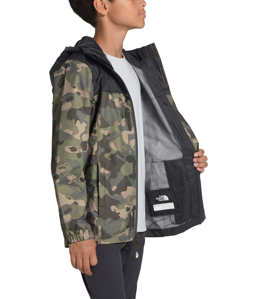 Boys' Resolve Reflective Jacket-
