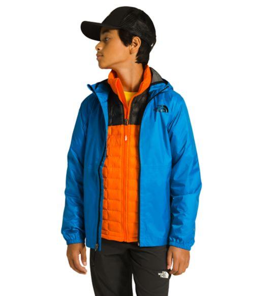 Youth Zipline Rain Jacket | The North Face
