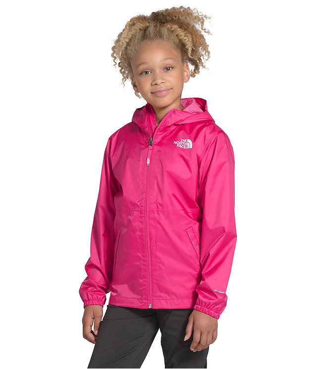 Youth Zipline Rain Jacket