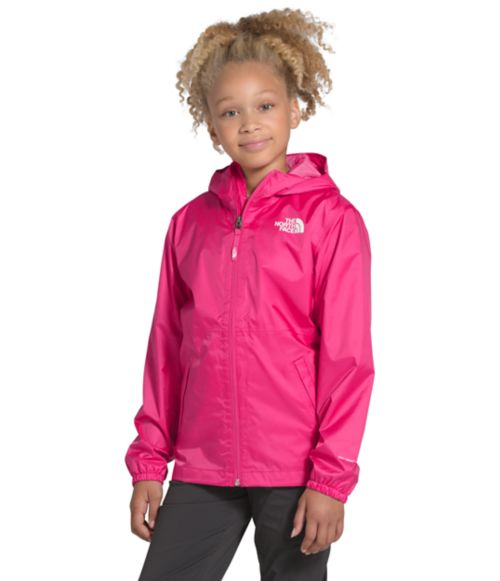 Youth Zipline Rain Jacket-
