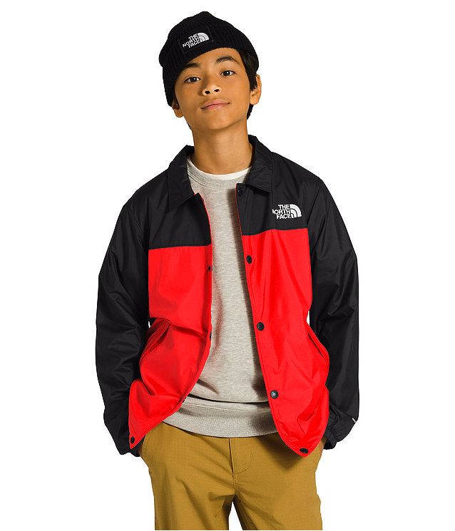 Boys' Coaches Wind Jacket
