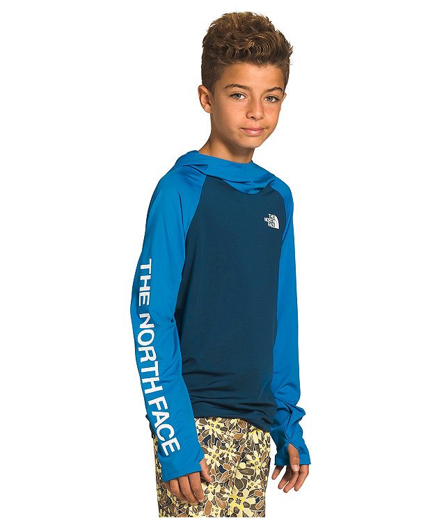 Youth Long Sleeve Class V Water Hoodie