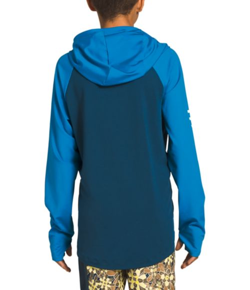 Youth Long Sleeve Class V Water Hoodie-