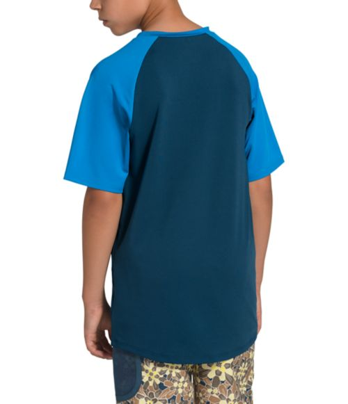 Boys' Short Sleeve Class V Water Tee-