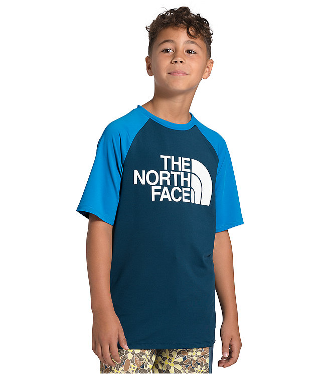 Boys' Short Sleeve Class V Water Tee