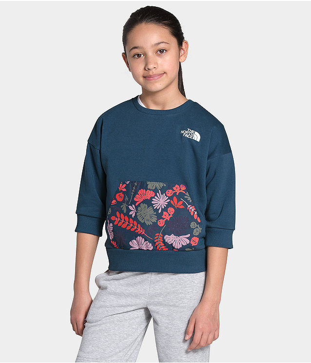 Girls' Back To School S/S Pullover