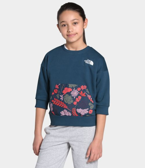 Girls' Back To School S/S Pullover-