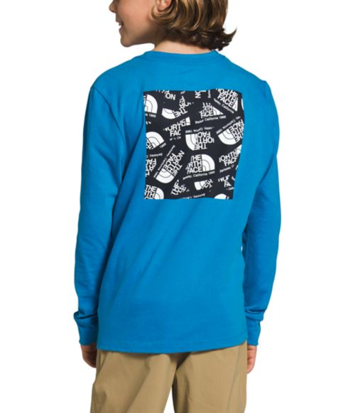 Youth Long Sleeve Graphic Tee-