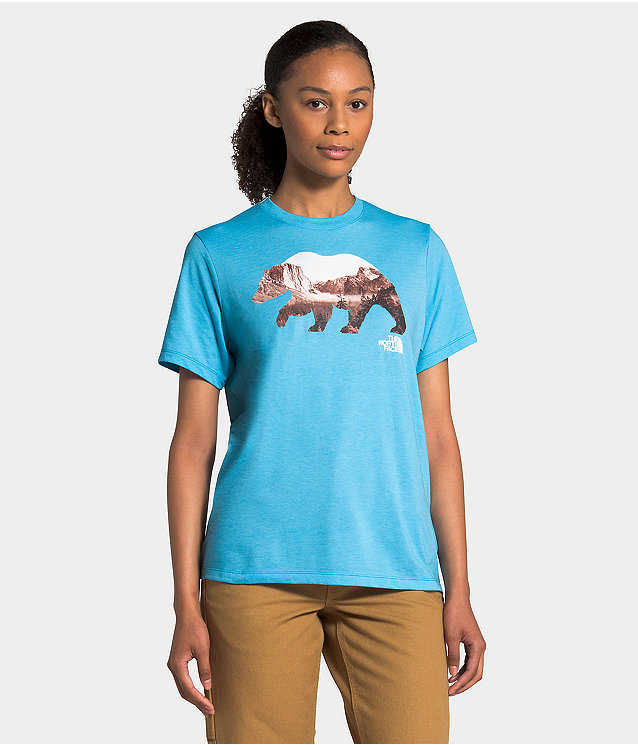 Women's S/S Bearinda Graphic Tee