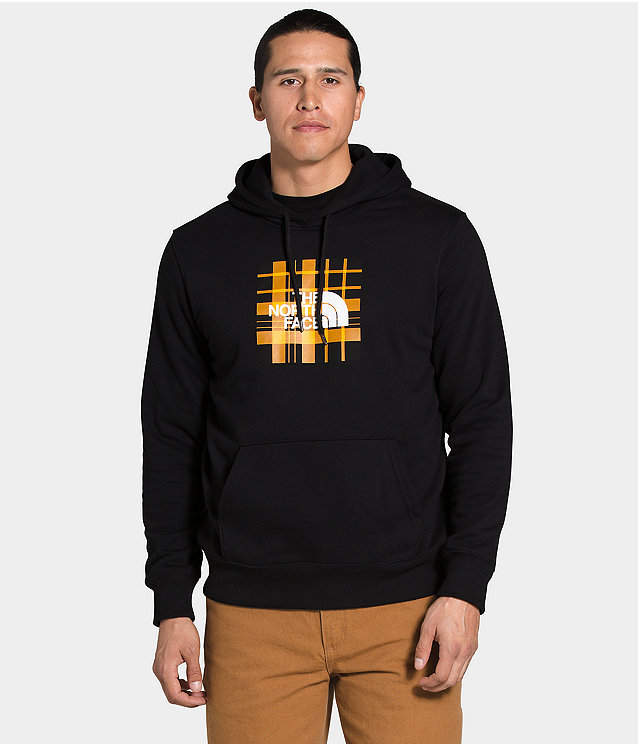Men's Boxed In Pullover Hoodie