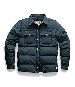 1d5bea22b Men's Down Sierra Snap Jacket