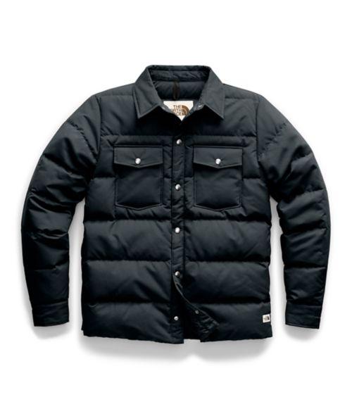 Men's Down Sierra Snap Jacket-