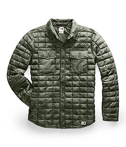 4d013e486 Men's ThermoBall™ Eco Snap Jacket