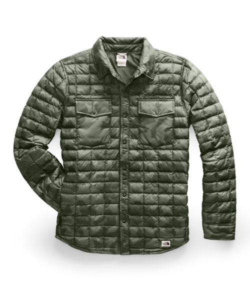 Men's ThermoBall™ Eco Snap Jacket-