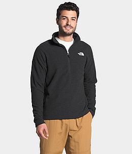 370a74c89 Men's Textured Cap Rock ¼ Zip Fleece
