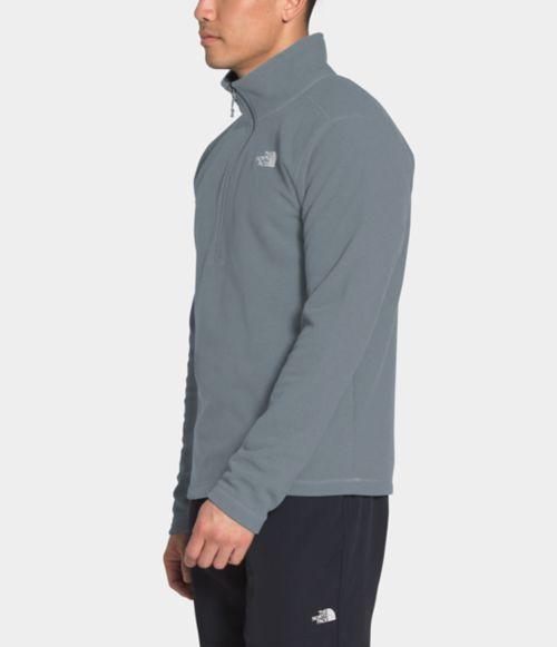 Men's Textured Cap Rock ¼ Zip Fleece-