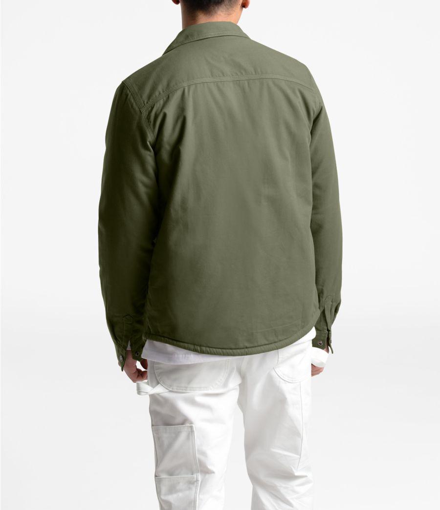 Chemise Campshire pour hommes-